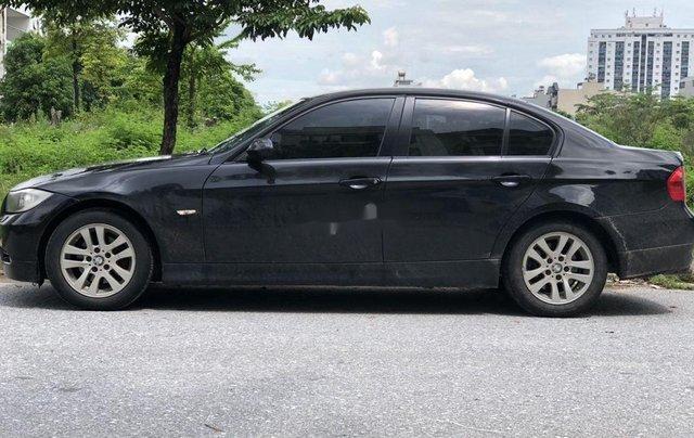 Bán BMW 3 Series 320i sản xuất 2007, màu đen, nhập khẩu chính chủ2
