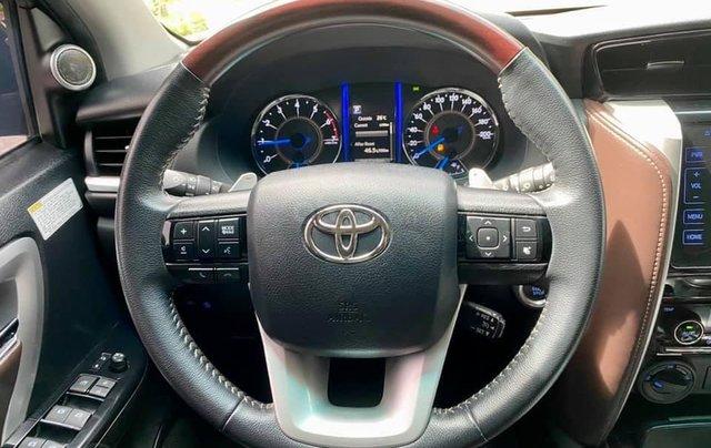 Hỗ trợ mua xe trả góp lãi suất thấp với chiếc Toyota Fortuner đời 2019, xe còn mới2