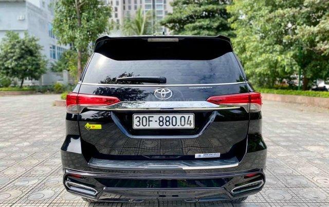 Hỗ trợ mua xe trả góp lãi suất thấp với chiếc Toyota Fortuner đời 2019, xe còn mới4