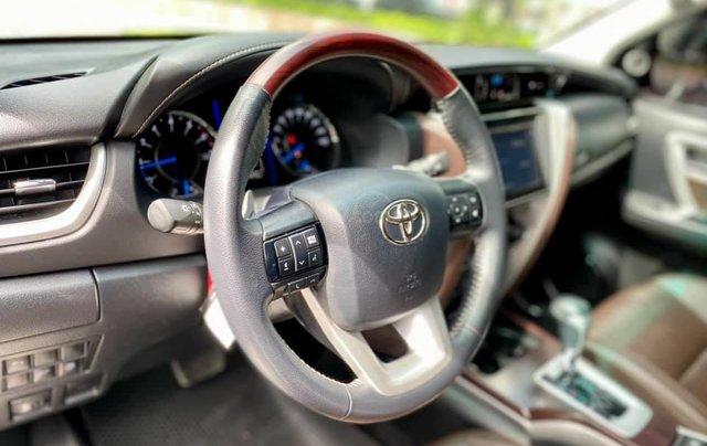 Hỗ trợ mua xe trả góp lãi suất thấp với chiếc Toyota Fortuner đời 2019, xe còn mới5