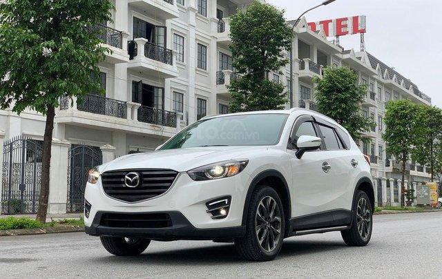 Cần bán gấp với giá ưu đãi chiếc Mazda CX5 đời 2017, xe giá thấp, động cơ ổn định4