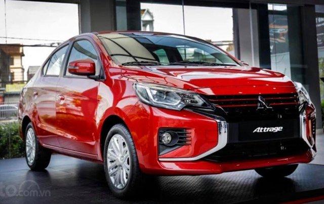 New Mitsubishi Attrage 2020, ưu đãi cực khủng 50% thuế trước bạ đến 23 triệu đồng1