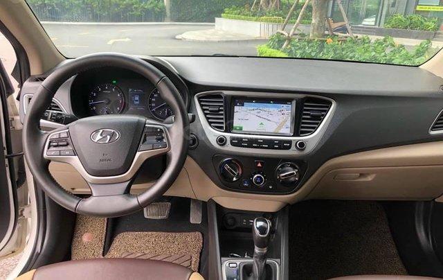 Bán xe giá thấp chiếc Hyundai Accent AT đời 2019, xe giá thấp, còn mới, động cơ ổn định6