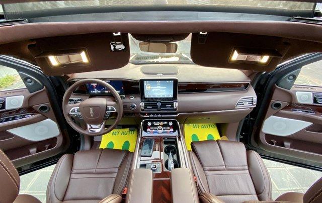 Bán xe Lincoln Navigator L Black Label sản xuất 2020, màu đen, nhập khẩu Mỹ6