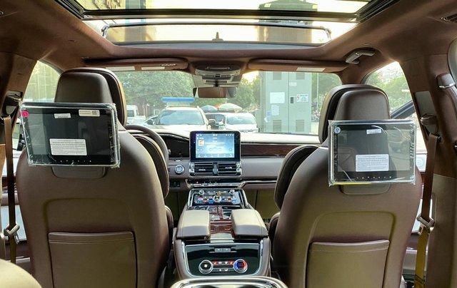 Bán xe Lincoln Navigator L Black Label sản xuất 2020, màu đen, nhập khẩu Mỹ10
