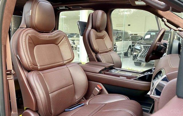 Bán xe Lincoln Navigator L Black Label sản xuất 2020, màu đen, nhập khẩu Mỹ12