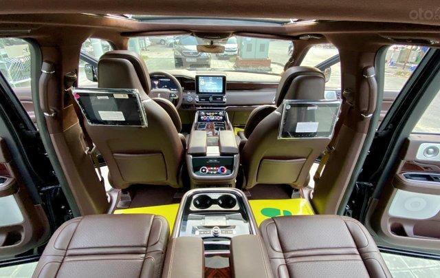 Bán xe Lincoln Navigator L Black Label sản xuất 2020, màu đen, nhập khẩu Mỹ11