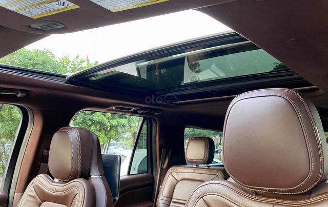 Bán xe Lincoln Navigator L Black Label sản xuất 2020, màu đen, nhập khẩu Mỹ14