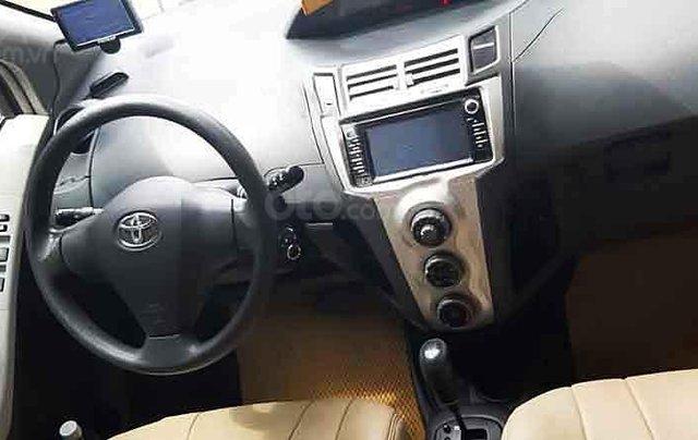 Cần bán lại xe Toyota Yaris đời 2008, màu bạc, nhập khẩu, 315tr2