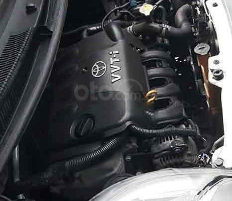 Cần bán lại xe Toyota Yaris đời 2008, màu bạc, nhập khẩu, 315tr1