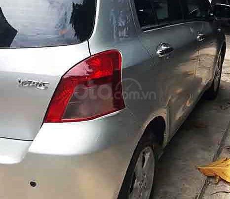 Cần bán lại xe Toyota Yaris đời 2008, màu bạc, nhập khẩu, 315tr3