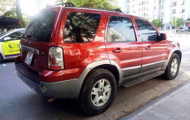 Bán Ford Escape sản xuất năm 2004, màu đỏ1