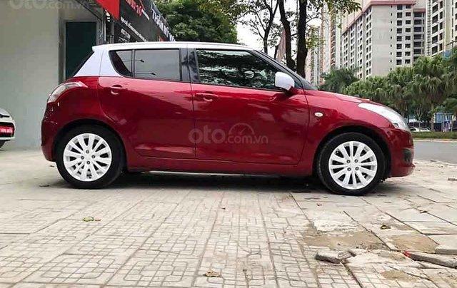 Cần bán gấp Suzuki Swift 1.4 AT đời 2013, màu đỏ, xe nhập chính chủ, 355 triệu0