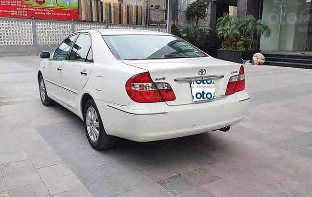 Bán Toyota Camry sản xuất năm 2003, màu trắng 3