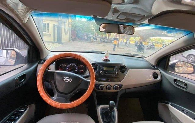 Cần bán lại chiếc Hyundai Grand i10 đời 2016, xe giá thấp, động cơ ổn định7