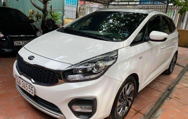 Kia Rondo 2.0MT, sản xuất 2018, màu trắng0