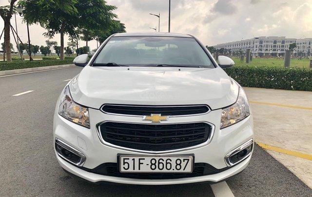 Chevrolet Cruze LT 2017, xe đi chuẩn 19.000km0