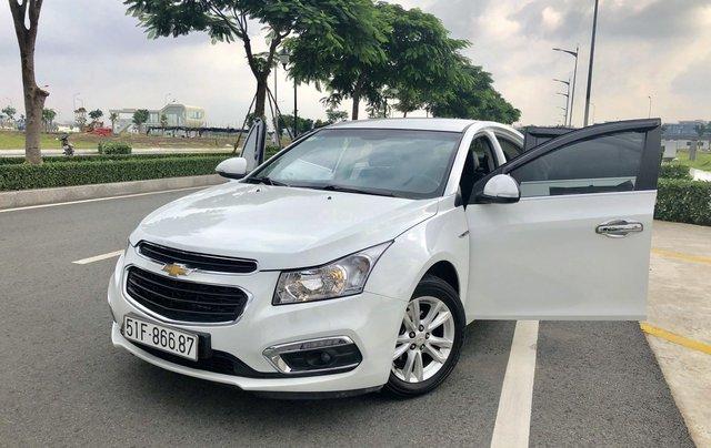 Chevrolet Cruze LT 2017, xe đi chuẩn 19.000km1