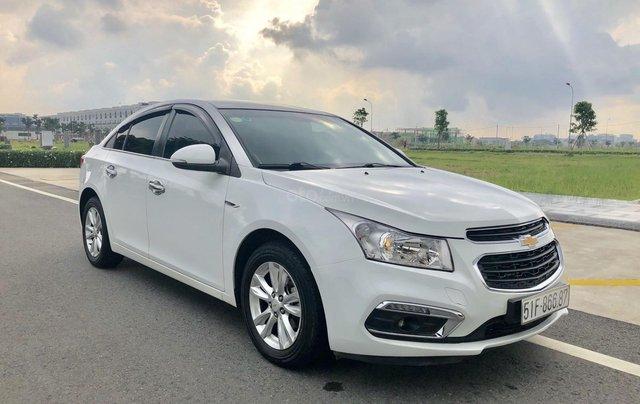 Chevrolet Cruze LT 2017, xe đi chuẩn 19.000km2
