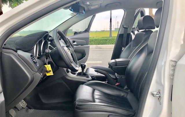 Chevrolet Cruze LT 2017, xe đi chuẩn 19.000km8