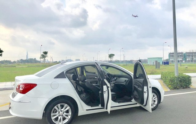 Chevrolet Cruze LT 2017, xe đi chuẩn 19.000km14