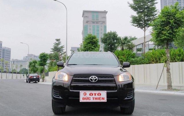 Bán gấp chiếc Toyota RAV4 2.5 sản xuất năm 20091