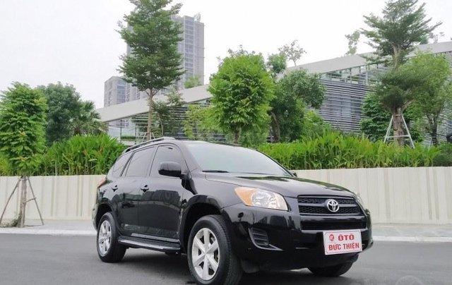 Bán gấp chiếc Toyota RAV4 2.5 sản xuất năm 20092