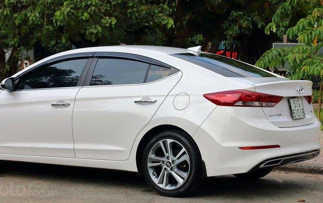 Bán xe Hyundai Elantra GLS 2.0L, màu trắng5