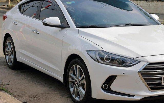 Bán xe Hyundai Elantra GLS 2.0L, màu trắng4