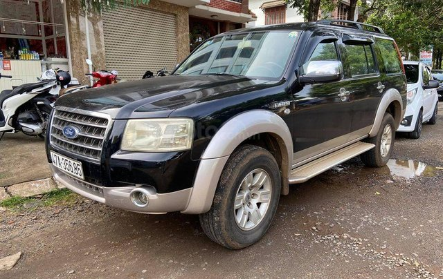 Bán lại chiếc chiếc Ford Everest 2008, số tự động, máy dầu 2.5, xe còn mới, chính chủ sử dụng2