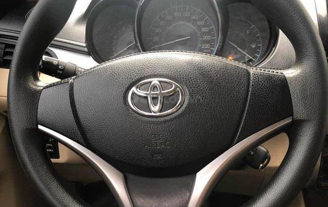 Cần bán Toyota Vios 2017 E tự động, màu cát7