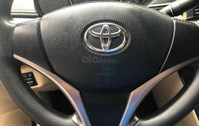 Cần bán Toyota Vios 2017 E tự động, màu cát6