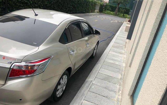 Cần bán Toyota Vios 2017 E tự động, màu cát2