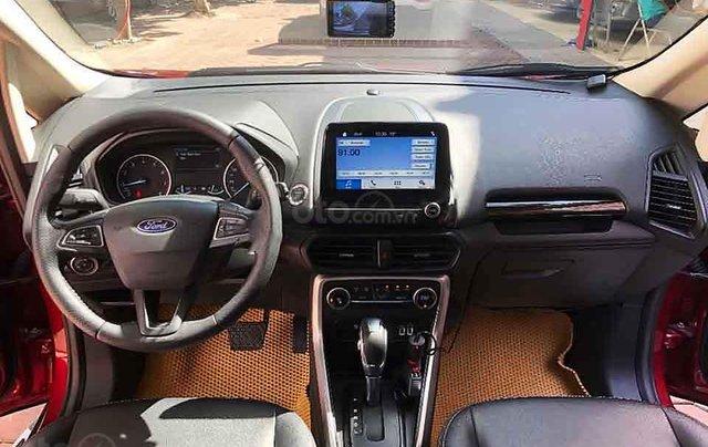 Cần bán xe Ford EcoSport 1.5 AT sản xuất 2019, màu đỏ1