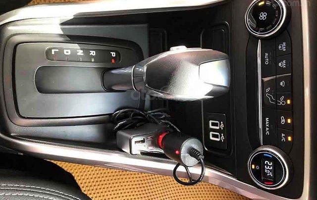 Cần bán xe Ford EcoSport 1.5 AT sản xuất 2019, màu đỏ3