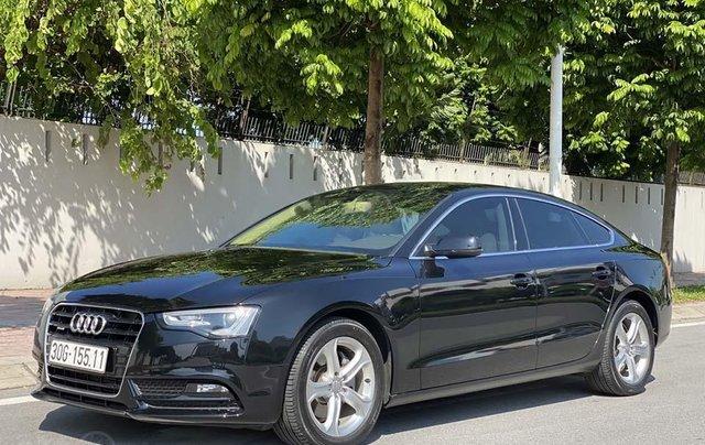 Bán gấp với giá ưu đãi nhất chiếc Audi A5 Sportback sản xuất 2015, xe giá thấp, động cơ ổn định2