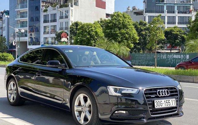 Bán gấp với giá ưu đãi nhất chiếc Audi A5 Sportback sản xuất 2015, xe giá thấp, động cơ ổn định1