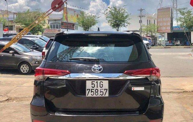 Bán Toyota Fortuner 2.7V SX 2018, số tự động, máy xăng4