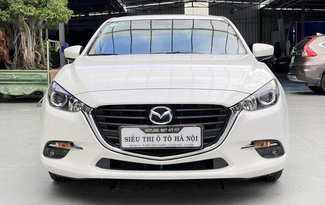 Bán xe Mazda 3 1.5 SD 2017 mới như 2019, siêu đẹp, 25.000km0