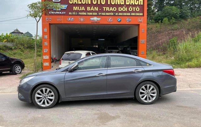 Cần bán gấp với giá thấp chiếc Kia Sonata 2.0AT sản xuất 2010, xe giá thấp, động cơ ổn định1
