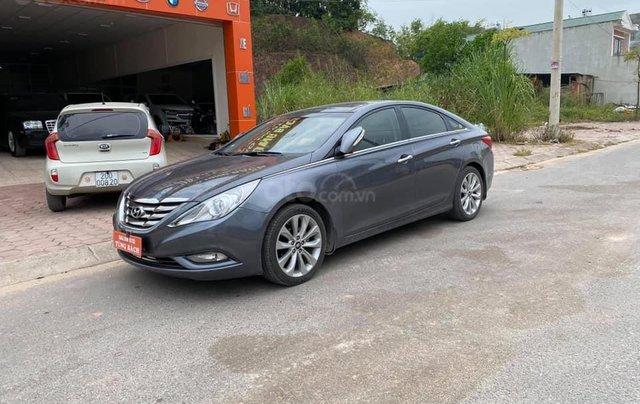 Cần bán gấp với giá thấp chiếc Kia Sonata 2.0AT sản xuất 2010, xe giá thấp, động cơ ổn định5