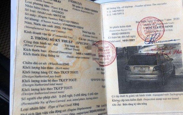 Bán Daewoo Matiz sản xuất 2003 còn mới, giá chỉ 56 triệu1