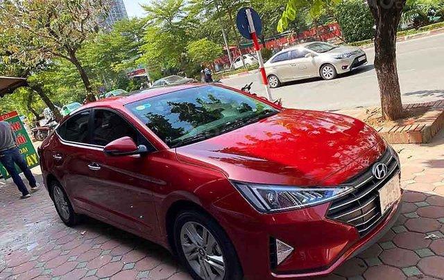 Cần bán Hyundai Elantra sản xuất năm 2019, màu đỏ còn mới, 629 triệu0