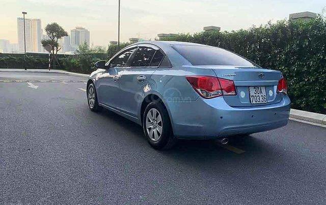 Bán xe Daewoo Lacetti sản xuất năm 2010, màu xanh lam, nhập khẩu nguyên chiếc còn mới0