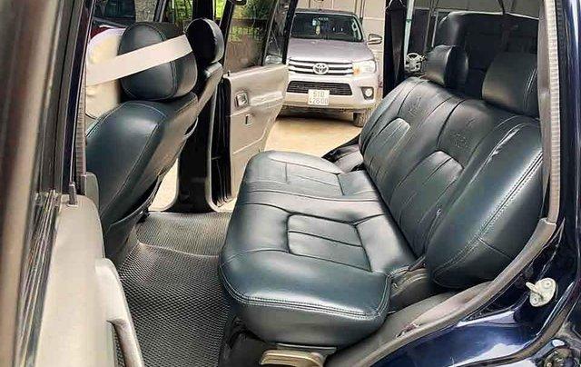 Cần bán gấp Mitsubishi Pajero năm sản xuất 2007, màu xanh lam còn mới2