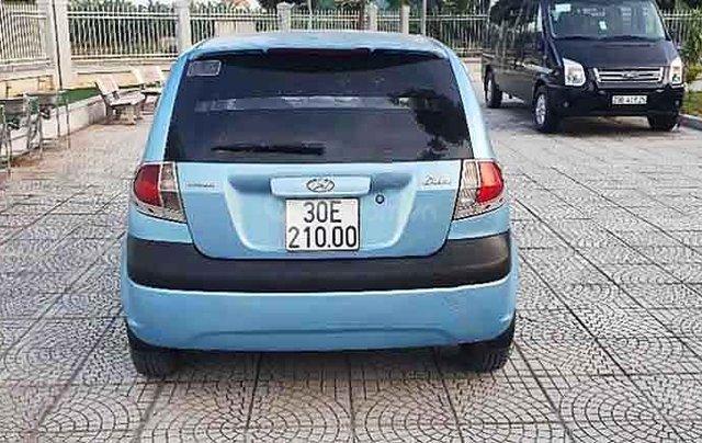 Bán Hyundai Getz sản xuất năm 2009, màu xanh lam, xe nhập còn mới3