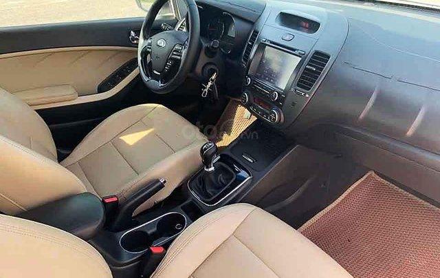 Bán Kia Cerato sản xuất năm 2018, màu trắng còn mới, giá 426tr2