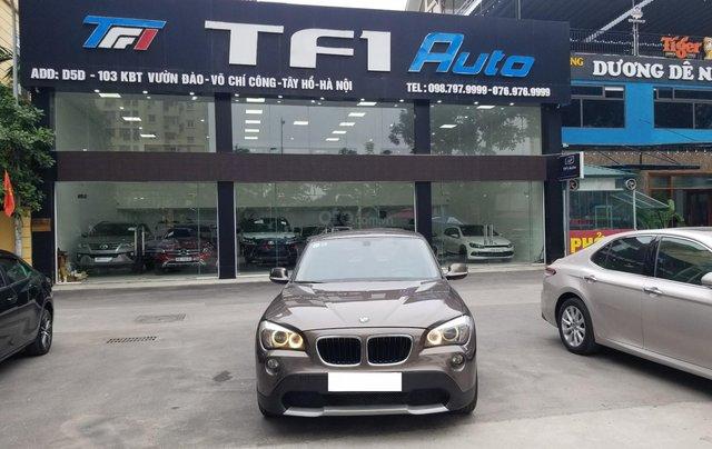 Bán BMW X1, sản xuất 2011, đăng ký 20120