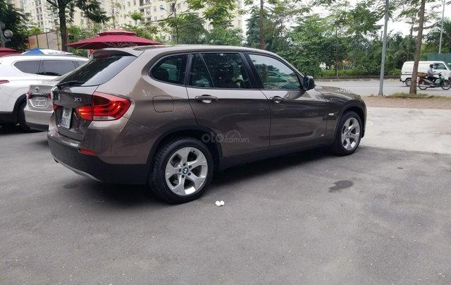Bán BMW X1, sản xuất 2011, đăng ký 20121