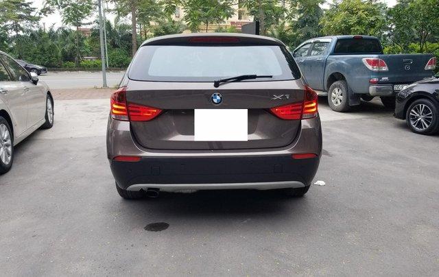 Bán BMW X1, sản xuất 2011, đăng ký 20122